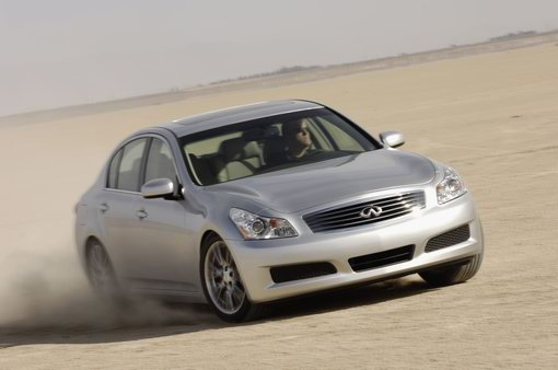 2007 G35 sedan to boast 306 Horses