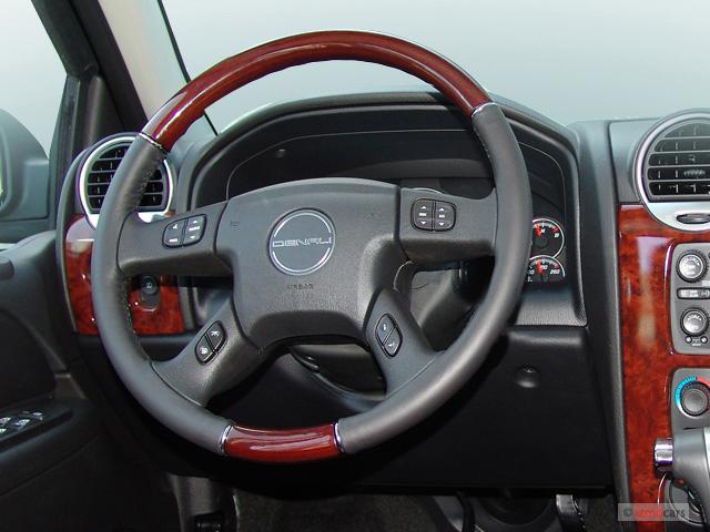 image 2007 gmc envoy 4wd 4 door denali steering wheel size 640 x 480 type gif posted on. Black Bedroom Furniture Sets. Home Design Ideas