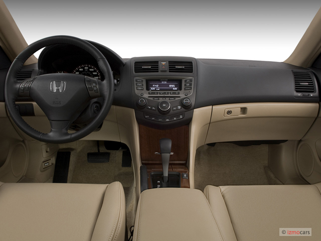 image 2007 honda accord coupe 2 door i4 at exl dashboard size 640 x 480 type gif posted on. Black Bedroom Furniture Sets. Home Design Ideas