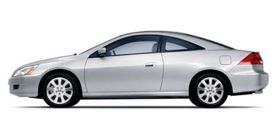 2007 Honda Accord Cpe LX
