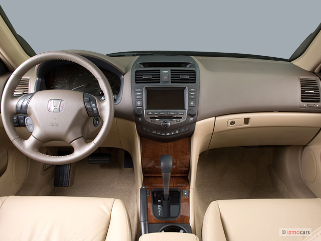 Image Gallery 2007 Accord Dashboard