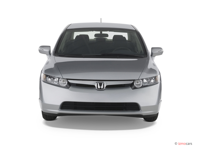 image 2007 honda civic hybrid 4 door sedan front exterior view size 640 x 480 type gif. Black Bedroom Furniture Sets. Home Design Ideas