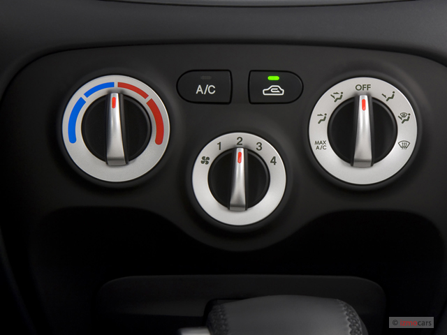 how to change temperature on hyundai accent