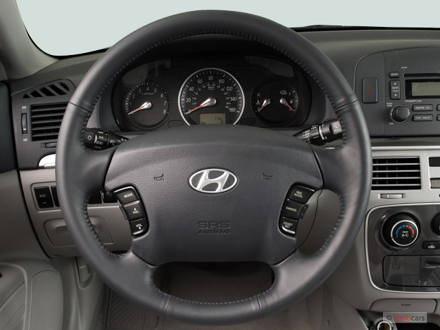 Image 2007 Hyundai Sonata 4 Door Sedan Auto Gls W Xm