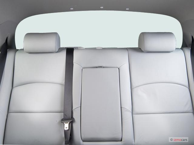 Image 2007 jaguar s type 4 door sedan r rear seats size for 2001 jaguar s type rear window regulator