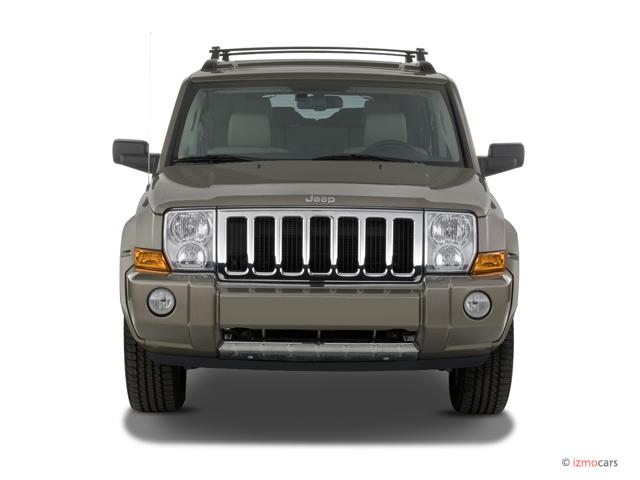 image 2007 jeep commander 2wd 4 door limited front. Black Bedroom Furniture Sets. Home Design Ideas