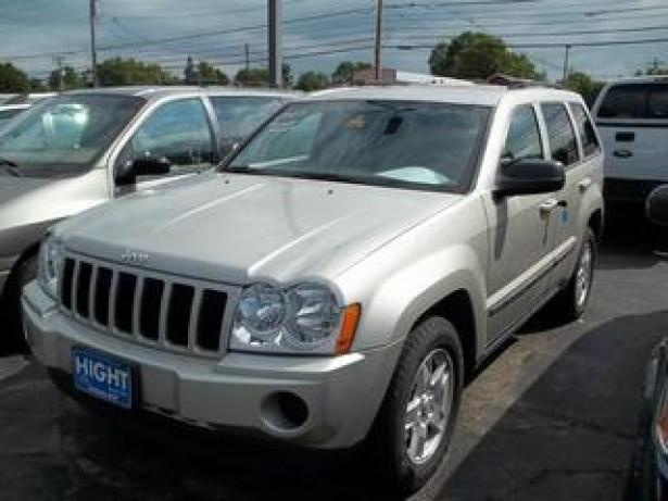 2007 Jeep Grand Cherokee used car