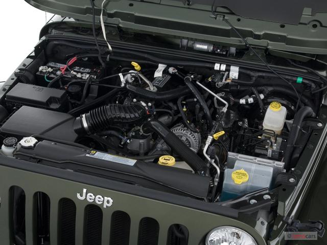 Image  2007 Jeep Wrangler 2wd 4