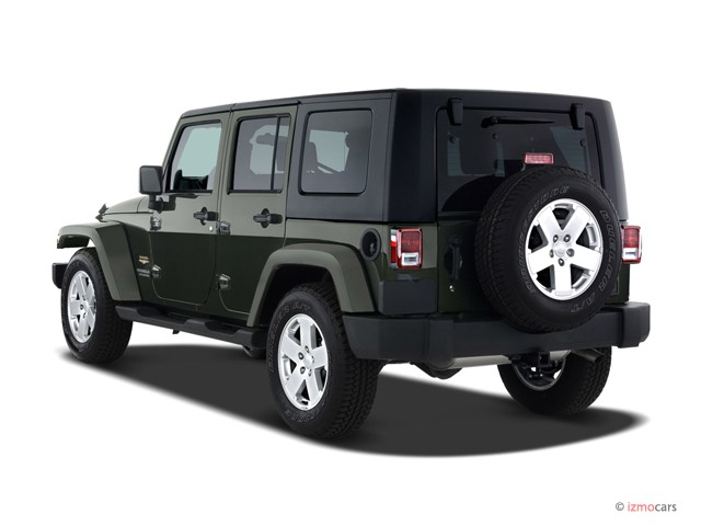 Image 2007 Jeep Wrangler 2wd 4 Door Unlimited Sahara