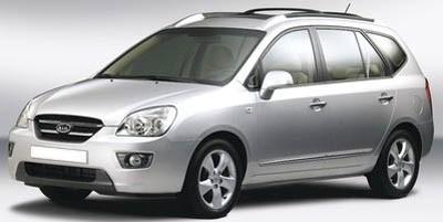 2007 Kia Rondo 4dr V6 Auto exterior front left