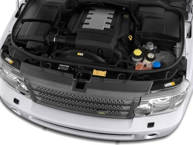Kia Small Suv >> Image: 2009 Land Rover Range Rover Sport 4WD 4-door HSE ...