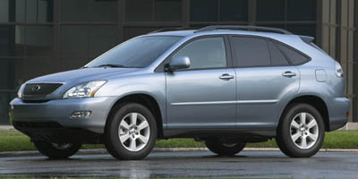 2007 lexus rx 350 review ratings specs prices and photos the car connection. Black Bedroom Furniture Sets. Home Design Ideas