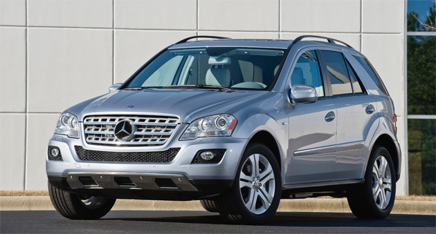 2007 Mercedes Benz ML450 Hybrid