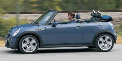 2007 MINI Cooper Convertible S
