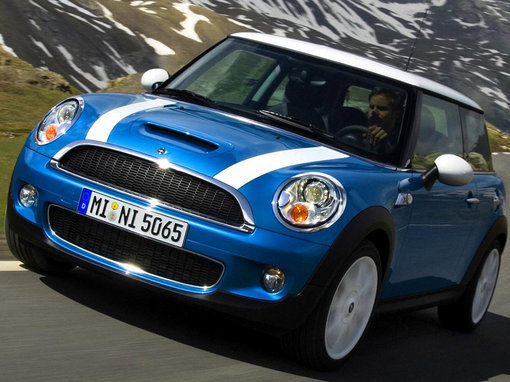 2007 Mini Cooper Mk II official release
