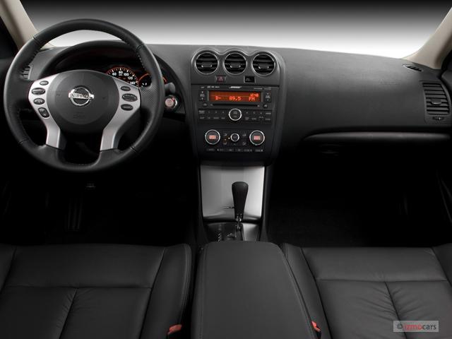 image 2007 nissan altima 4 door sedan i4 cvt 2 5s. Black Bedroom Furniture Sets. Home Design Ideas
