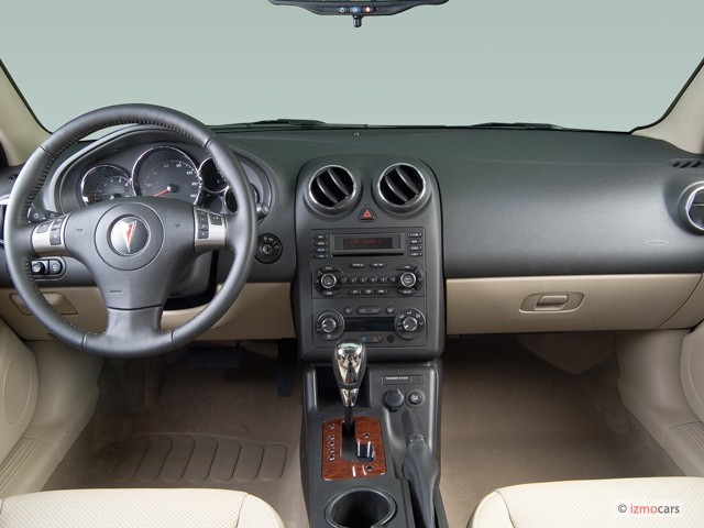 Image 2007 Pontiac G6 4 Door Sedan Gtp Dashboard Size