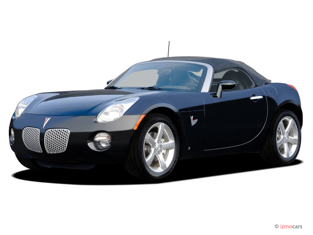 2007 Pontiac Solstice Review Ratings Specs Prices And Photos The Car Connection