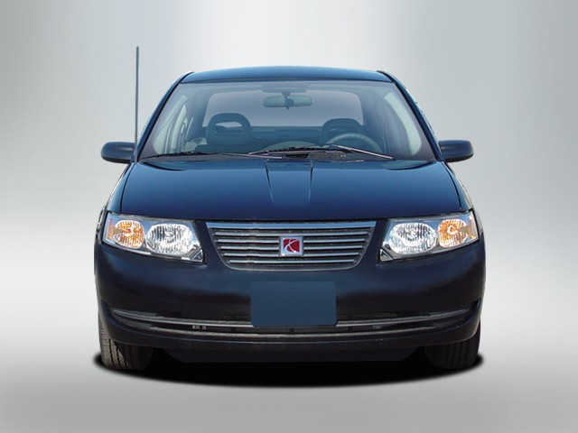 image 2007 saturn ion 4 door sedan manual ion 2 front. Black Bedroom Furniture Sets. Home Design Ideas