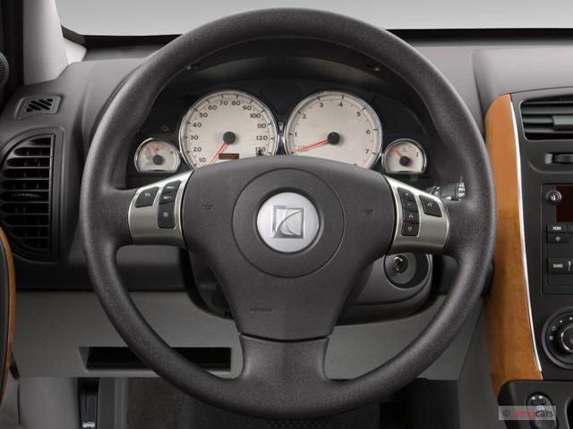 Image: 2007 Saturn VUE FWD 4-door V6 Auto Steering Wheel ...