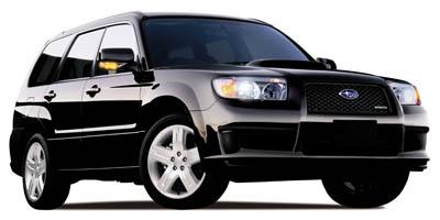 2007 Subaru Forester Sports XT