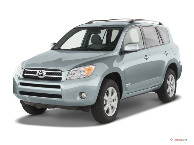 Toyota Rav4 Hybrid Used >> 2007 Toyota RAV4 Review, Ratings, Specs, Prices, and Photos - The Car Connection