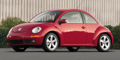 2007 Volkswagen New Beetle Coupe