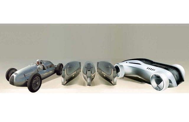 2007 Audi Auto Virtuea Quattro Concept