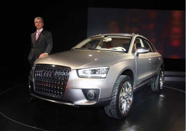 2007 Audi Cross Coupe Concept