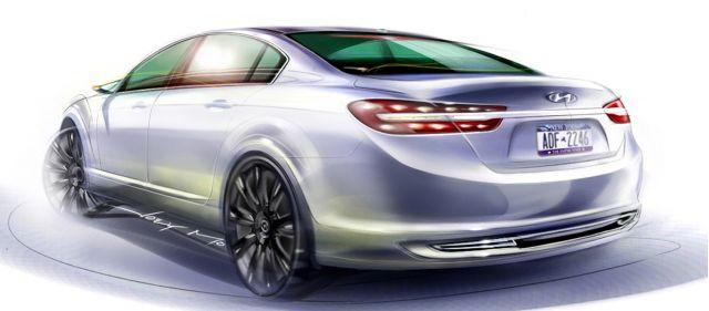 2007 Hyundai Concept Genesis