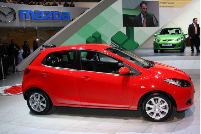 2007 Mazda2