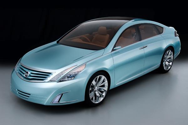 2007 Nissan Intima Concept