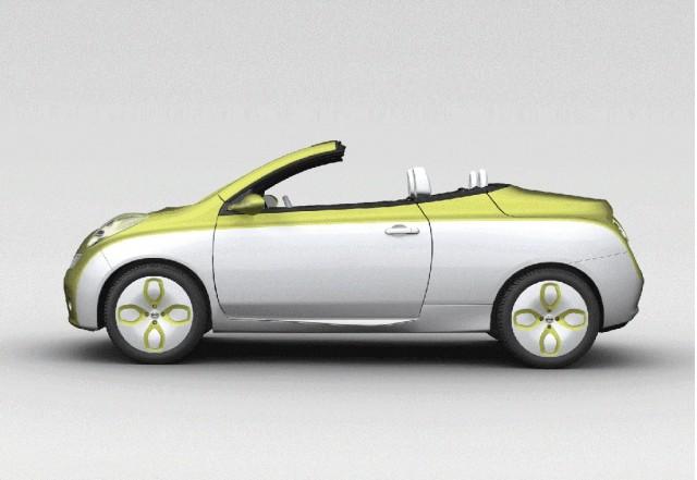 2007 Nissan Micra Colour + Concept