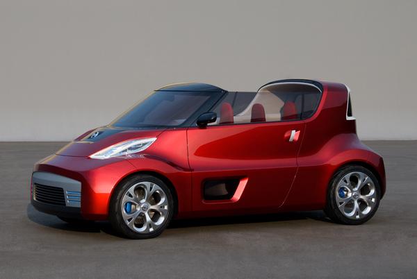 2007 Nissan RD/BX Concept