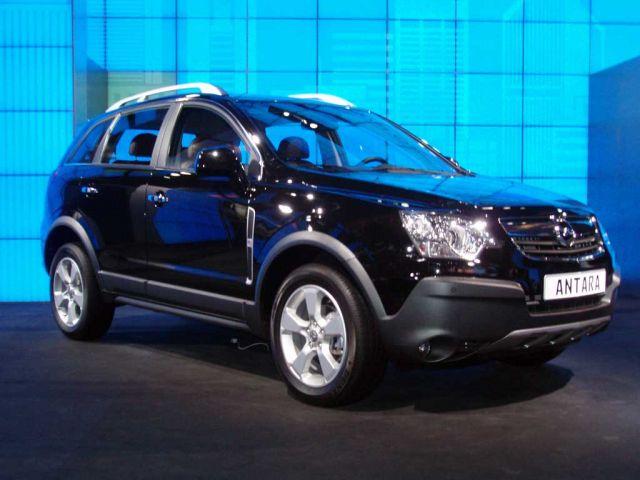 2007 Opel Antara