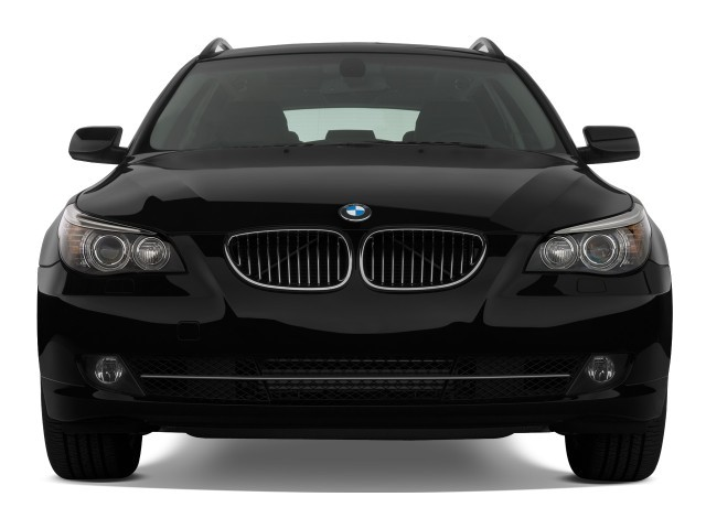 Image 2008 Bmw 5 Series 4 Door Sports Wagon 535xit Awd Front Exterior View Size 640 X 480