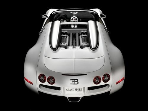 2008 Bugatti Veyron 16.4 Grand Sport