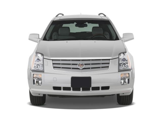 2008 Cadillac SRX RWD 4-door V6 Front Exterior View