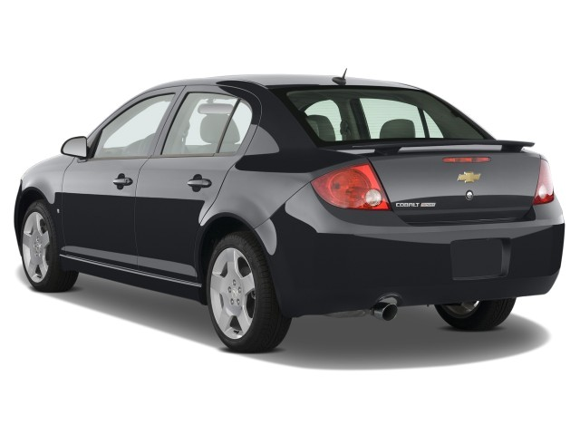 image 2008 chevrolet cobalt 4 door sedan sport angular. Black Bedroom Furniture Sets. Home Design Ideas