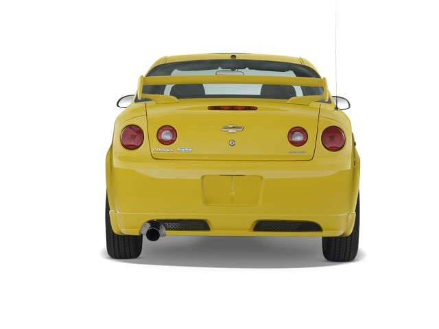image 2008 chevrolet cobalt 2 door coupe ss rear exterior. Black Bedroom Furniture Sets. Home Design Ideas