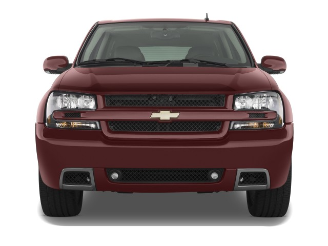 2008 Chevrolet TrailBlazer 2WD 4-door SS w/1SS Front Exterior View