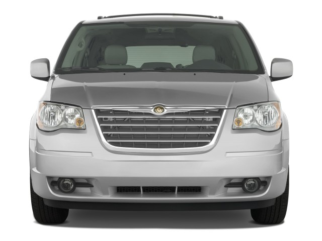 2008 chrysler town country review ratings specs prices and photos the car connection. Black Bedroom Furniture Sets. Home Design Ideas