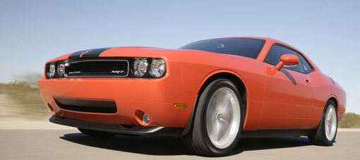2008 Dodge Challenger SRT8 official details