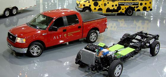 ALTe To Test Extended-Range Electric Retrofit In Ford F ...