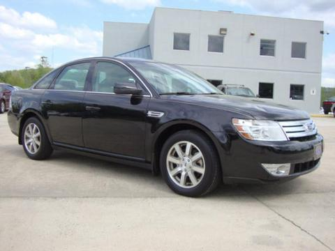 2008 Ford Taurus used car