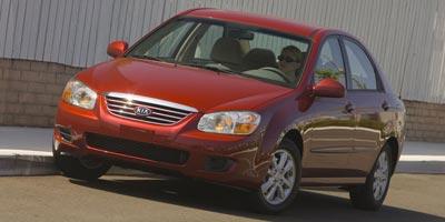2008 Kia Spectra LX