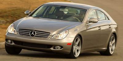 2008 Mercedes Benz CLS Class 5.5L