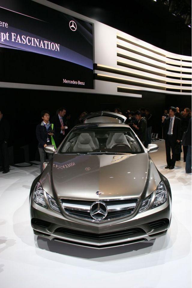 2008 Mercedes-Benz concept FASCINATION