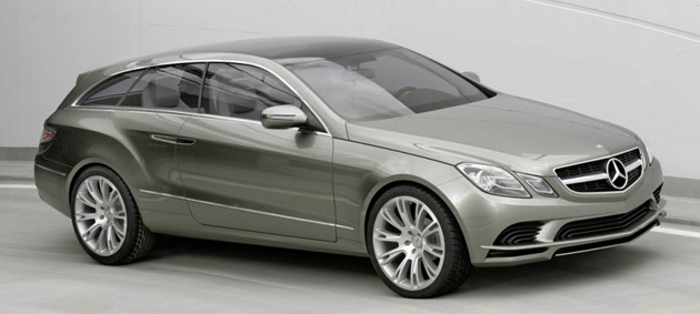 The shooting brake is essentially a two-door wagon and was previewed by Mercedes Benz with 2008's ConceptFASCINATION