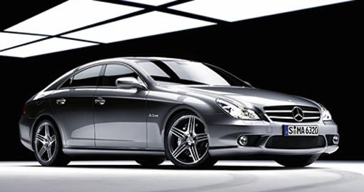 2008 Mercedes CLS facelift leaked